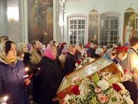 Пасхальное богослужение в Спасо-Яковлевском монастыре 28 апреля 2019 г.