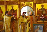 Богослужение в день памяти святителя Иакова Ростовского. 10 декабря 2020 г.