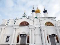 Яковлевский и Зачатиевский храмы