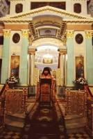 Пасхальная служба в Спасо-Яковлевском монастыре 28 апреля 2019 года