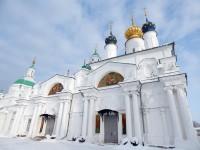 Монастырские храмы