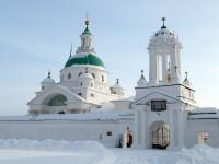 Спасо-Яковлевский Димитриев монастырь: январь 2019 года