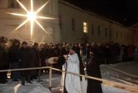 Крещенское освящение воды в Спасо-Яковлевском монастыре, 2013 г.