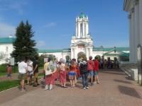 Посетители нашего монастыря. Май 2013 года