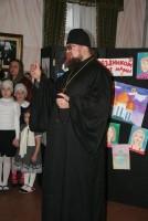Выступление наместника монастыря игумена Августина