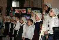 Выступление на празднике «День Матери»