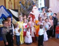 Рождественская елка в Спасо-Яковлевском монастыре