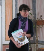 Мария Леонидовна Рубцова, референт наместника Спасо-Яковлевского монастыря по научной работе