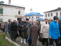 На территории Рождества Богородицы женского монастыря