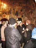 В храме Вознесения Господня в валах. М.С. Ельцова рассказывает о св. Исидоре Твердислове