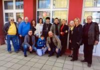 Ярославский камерный театр на гастролях в Косово