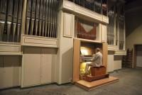 Освящение органа Ярославской филармонии 10 августа 2015 года
