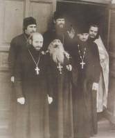Иеромонах Сильвестр в гостях у архимандрита Павла (Груздева)