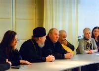 Встречи, пресс-конференции, интервью