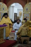 Рукоположение иеродиакона Паисия во иеромонахи, 2012 г.