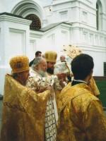 Освящение Ярославского Успенского собора, 2011 г.