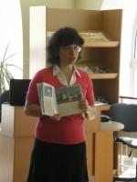 Мария Рубцова рассказывает о новой книге, изданной Спасо-Яковлевским монастырем
