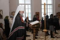 Высокопреосвященнейший Пантелеимон митрополит Ярославский и Ростовский