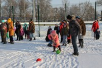 «Веселые старты»: детский праздник на стадионе