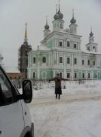 Работа Социального отдела Спасо-Яковлевского монастыря в селе Вощажниково