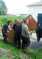 Гуманитарная помощь из Москвы. Июль 2014 г.