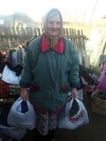 Помощь Социального отдела монастыря сельским многодетным семьям. Лето 2015 года.