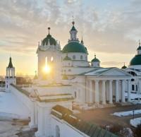 Собор свт. Димитрия Спасо-Яковлевского монастыря