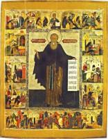 преподобный Авраамий Ростовский