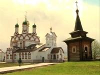 Собор прп. Сергия Радонежского Троице-Сергиева Варницкого монастыря