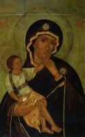 Ватопедская Икона Богоматери Спасо-Яковлевского Димитриева монастыря.