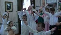 Праздничный Рождественский концерт учеников Воскресной школы 8 января 2017 г.