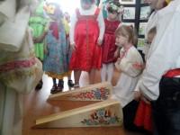 Детский Пасхальный праздник 22 апреля 2017 г.
