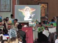 Детский праздник «День матери». 23 ноября 2014 г.