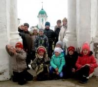 Воскресная школа Спасо-Яковлевского монастыря начинает новый учебный год. Ноябрь, 2014 г.