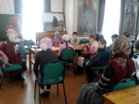 Встреча с певицей Татьяной Коперской 15 ноября 2016 г.