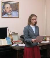 Выступления учащихся ростовских школ на III Краеведческих чтениях «Красота родной земли» 17 декабря 2015 г.
