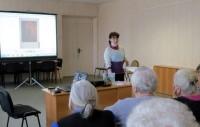 Лекция в Центре социальной помощи населению г. Ростова, 17 марта 2017 г.