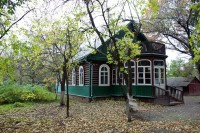 Дом-музей С. Н. Дурылина. Восточный фасад