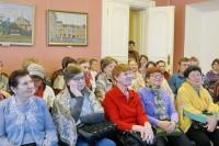 Лекция в Музее ростовского купечества (Доме Кекиных), 23 марта 2017 г.