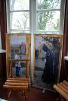 Эскизы Нестерова в Доме-музее