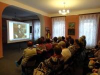 Лекция в Музее ростовского купечества 26 октября 2017 г.