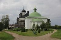 Горицкий Воскресенский монастырь.