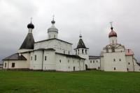 Храмы Ферапонтова монастыря.