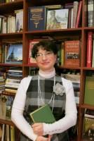 Автор и ведущая историко-литературных встреч М.Л. Рубцова