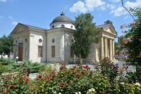 Екатерининский собор г. Херсона, где погребен Г.А. Потемкин.