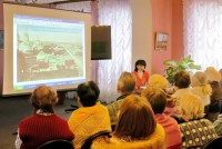Лекция о Святителе Тихоне в Музее ростовского купечества 9 февраля 2017 г.