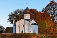 Церковь пророка Илии. Выбуты