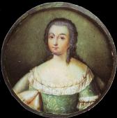 Наталья Борисовна Шереметева. Портрет XVIII в.