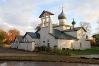 Храм Спаса Нерукотворного. Псков