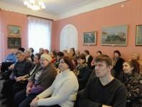 Лекция «За все благодарите» в Музее ростовского купечества 8 февраля 2018 г.